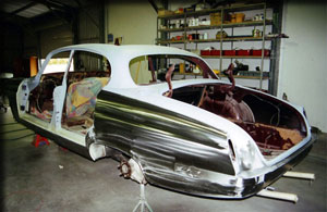 What Is A Jaguar >> Streetwize Rod and Custom - Services